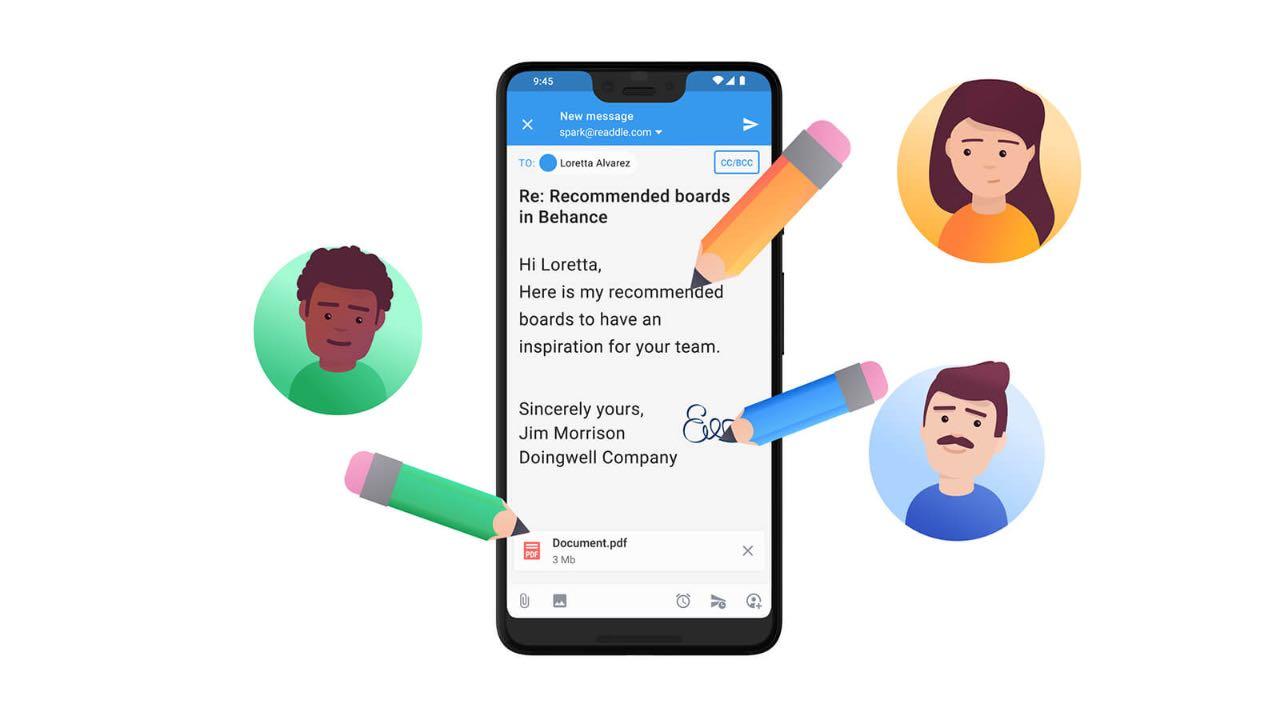 Spark для Android