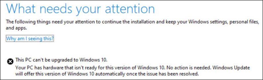 В травневому оновленні Windows 10 виявили проблему