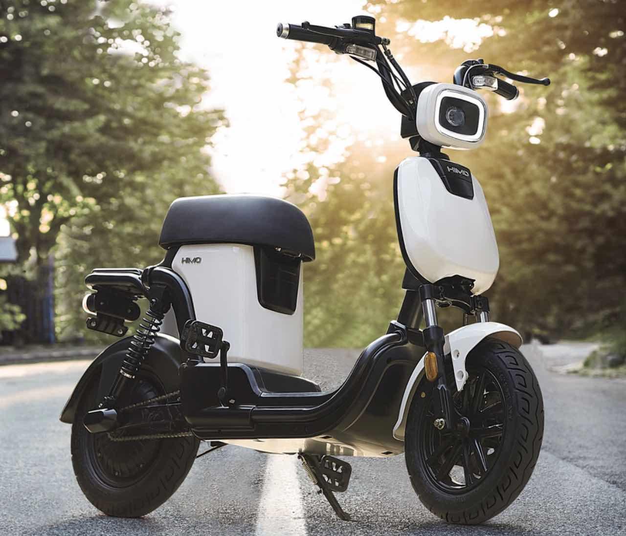 Xiaomi представила електричний велосипед