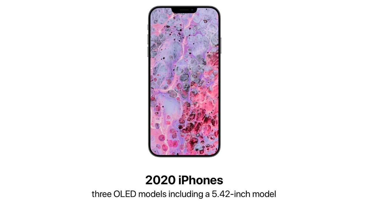 iPhone 2020: Apple готує три смартфони з OLED-дисплеями