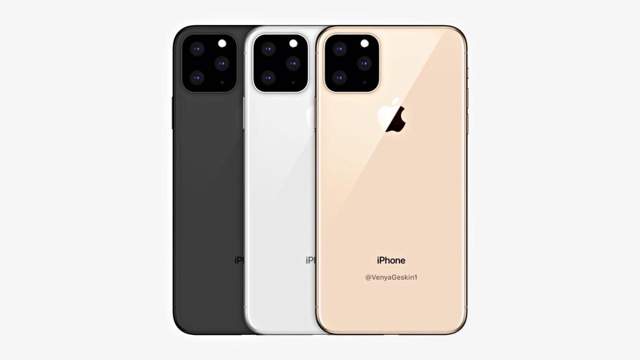 iPhone 2019 матимуть 12 Мп фронтальні камери