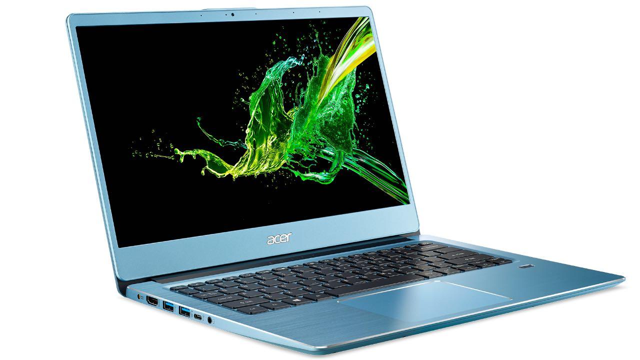 Acer представив ноутбуки Nitro 5 та Swift 3 на AMD Ryzen 2-го покоління