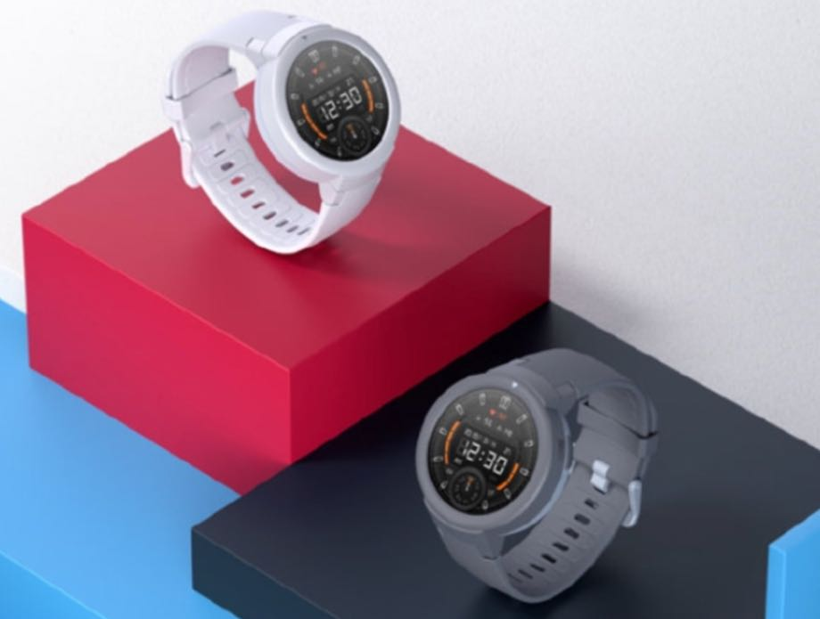 Huami випустила новий розумний годинник Amazfit