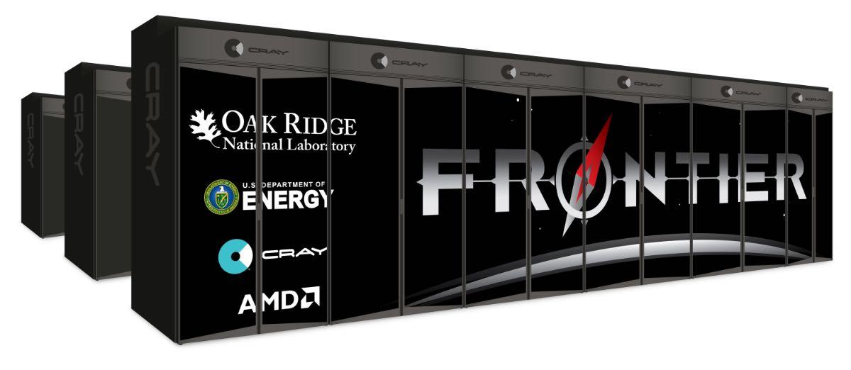 AMD створить найшвидший у світі суперкомп'ютер