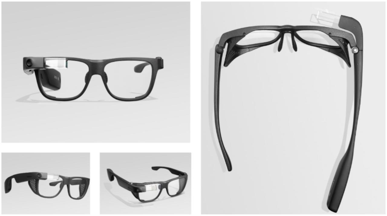 Glass Enterprise Edition 2: Google випустив розумні окуляри на Android