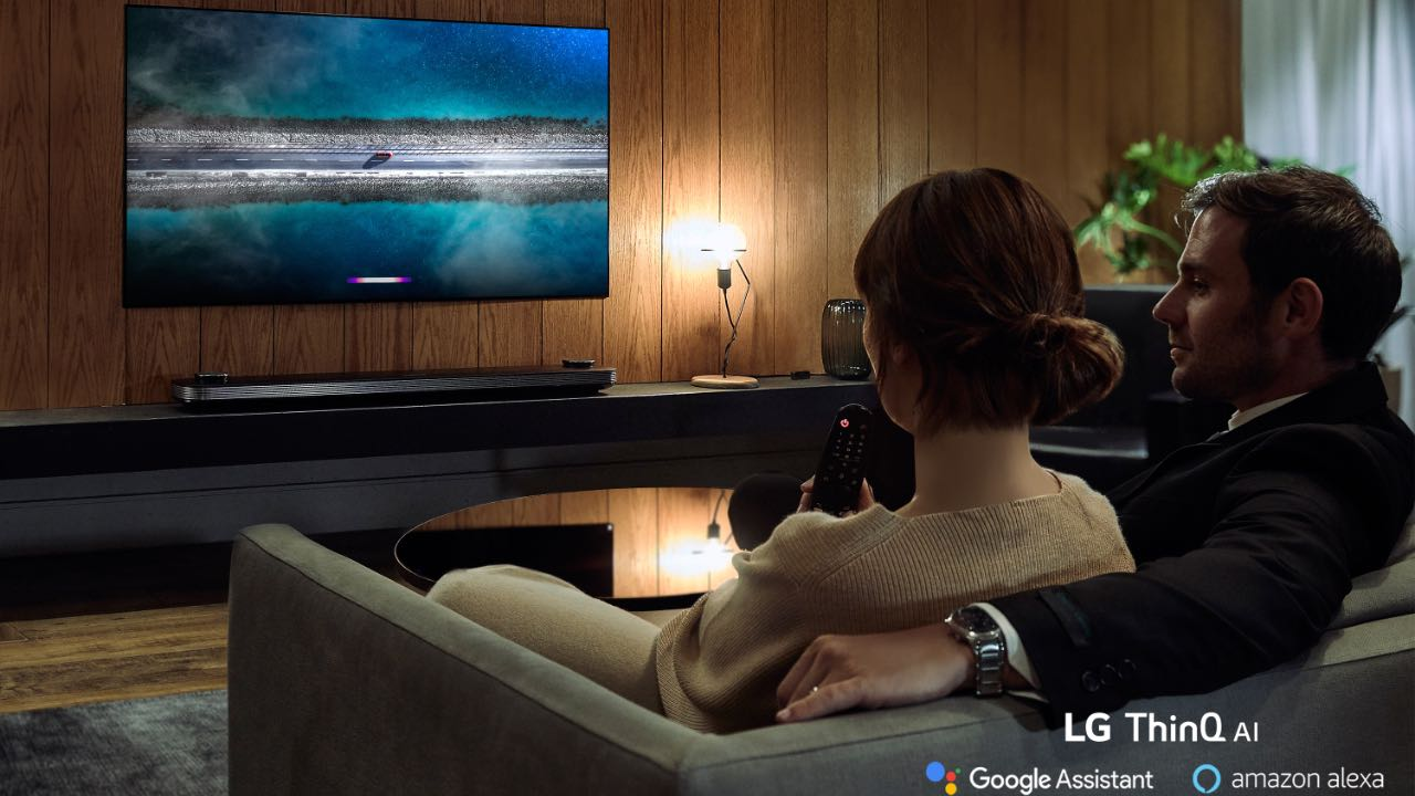 LG AI ThinQ 2019 тепер підтримують AirPlay 2 та HomeKit