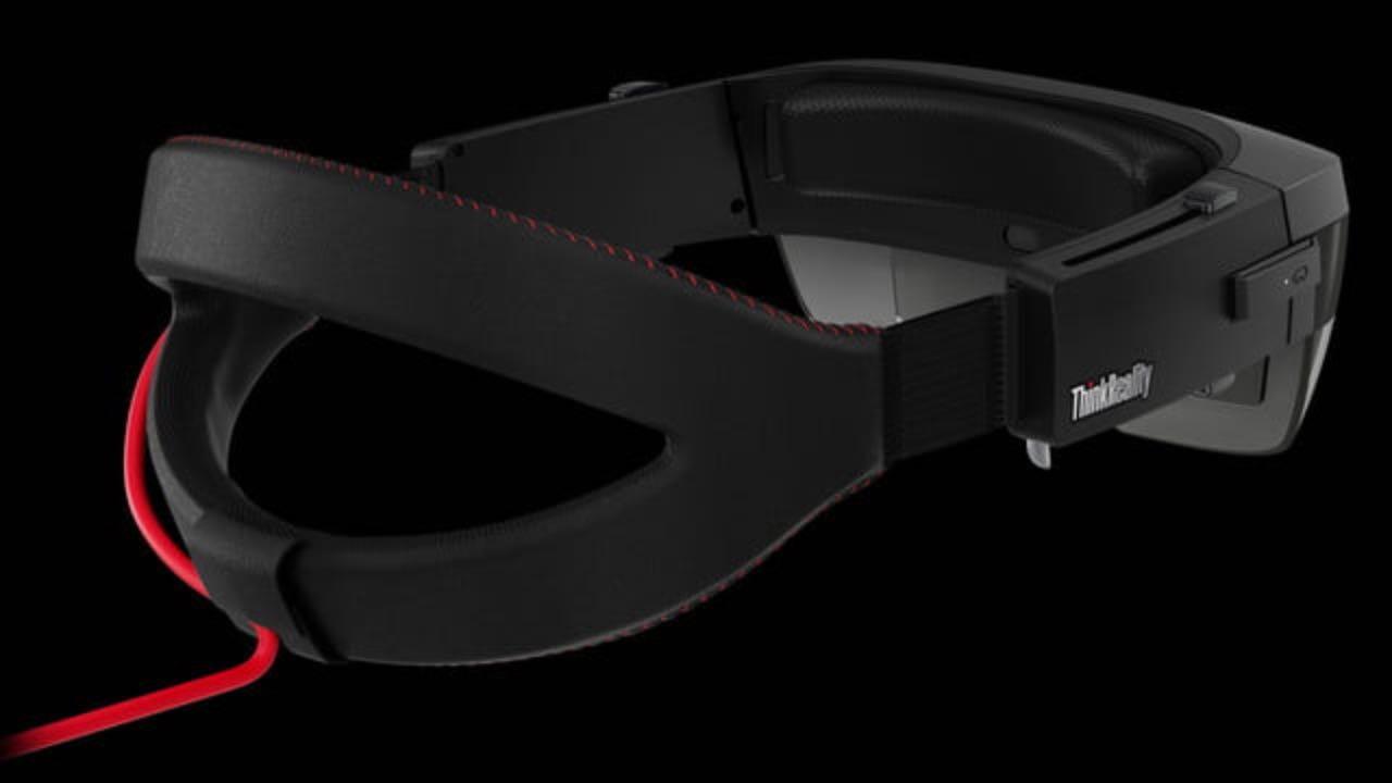 Lenovo представила AR-гарнітуру ThinkReality A6