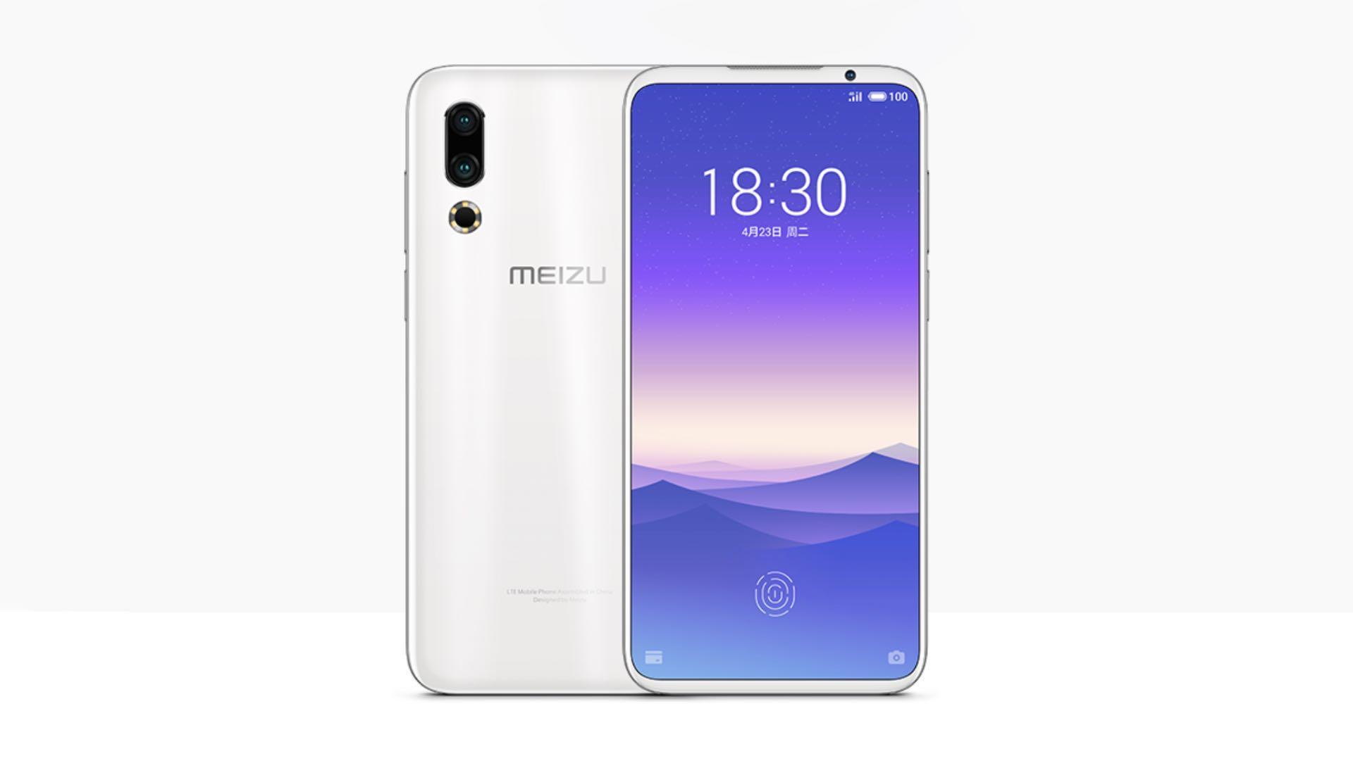 Meizu 16 Xs отримав Snapdragon 675 і ціну $ 304