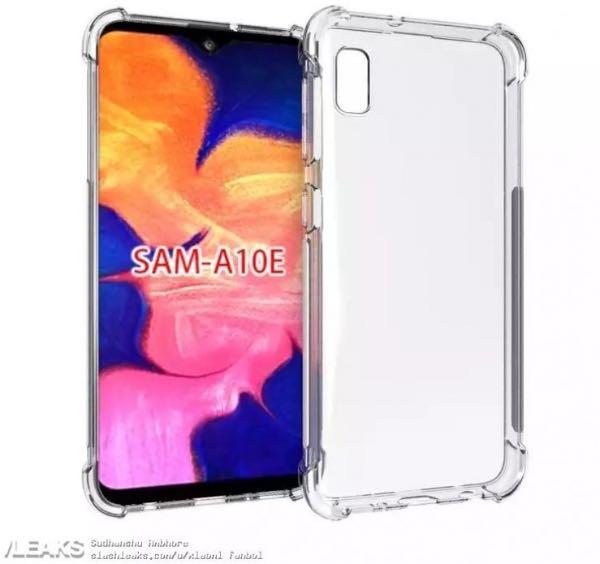 Samsung Galaxy A10e: компанія готує найдоступніший смартфон
