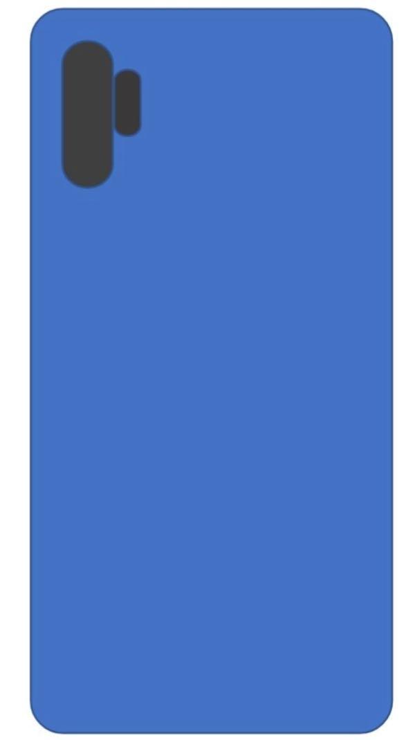 Samsung Galaxy Note10 може бути подібним на Huawei P30 Pro