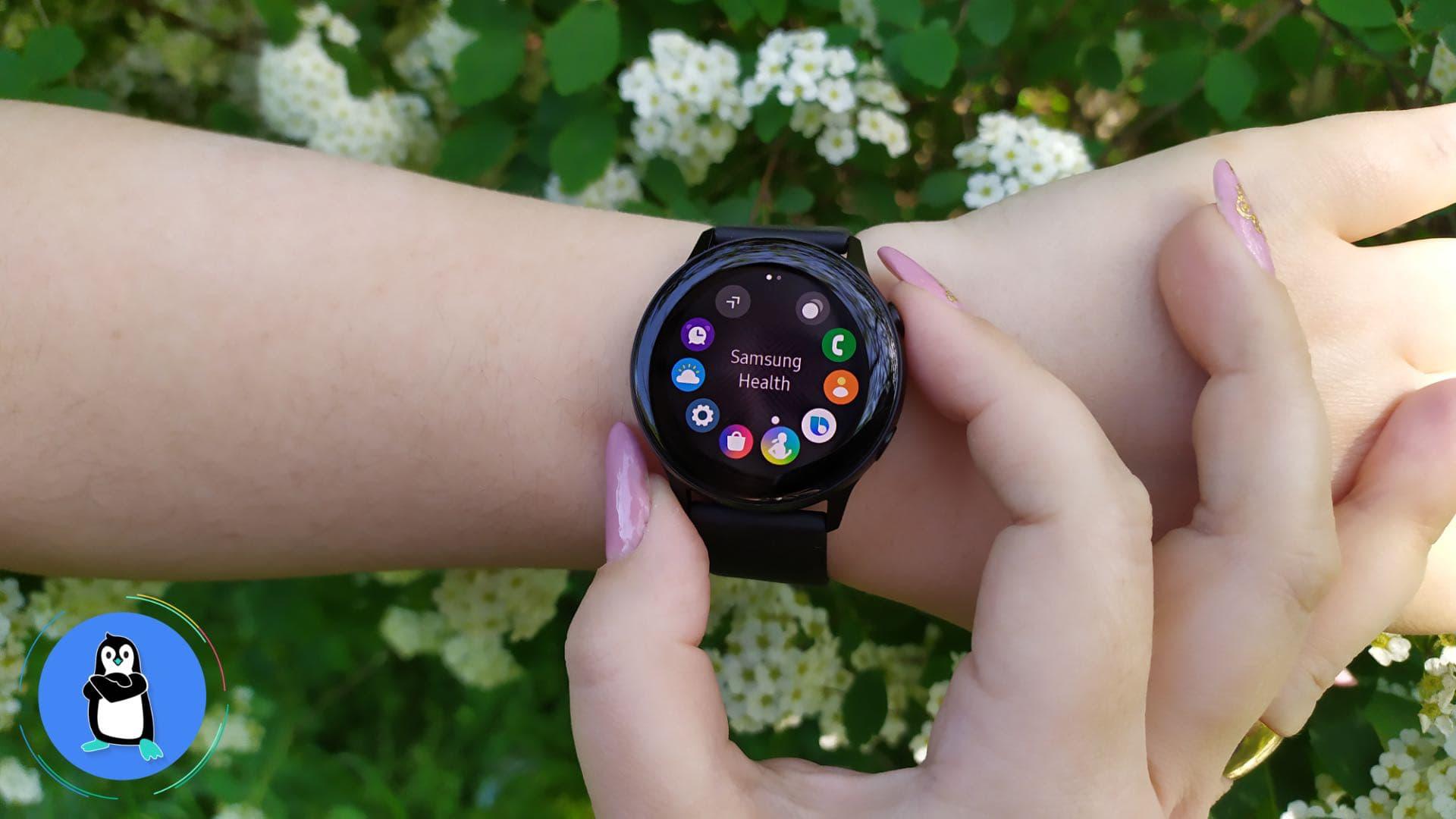 Samsung Galaxy Watch 2 матиме сканер відбитків пальців