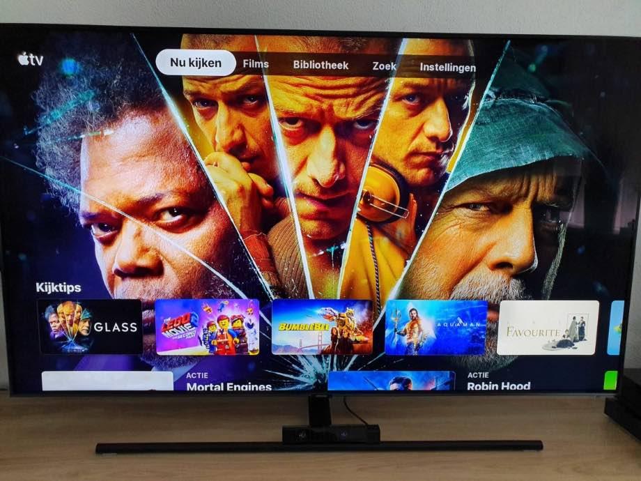 Сервіс Apple TV став доступний для Samsung Smart TV