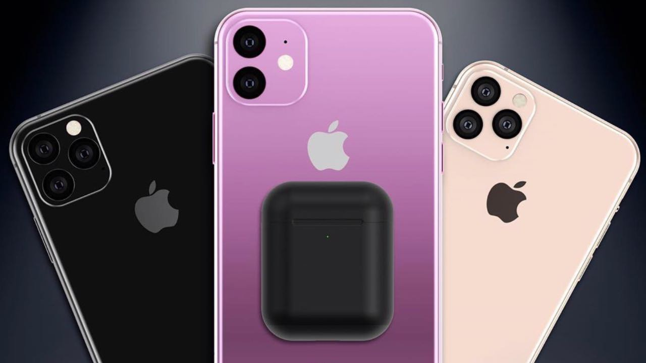 iPhone 2019 отримають збільшений акумулятор та новий нічний режим