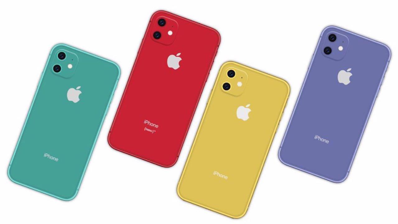 iPhone Xr 2 не отримає нові кольори корпусу