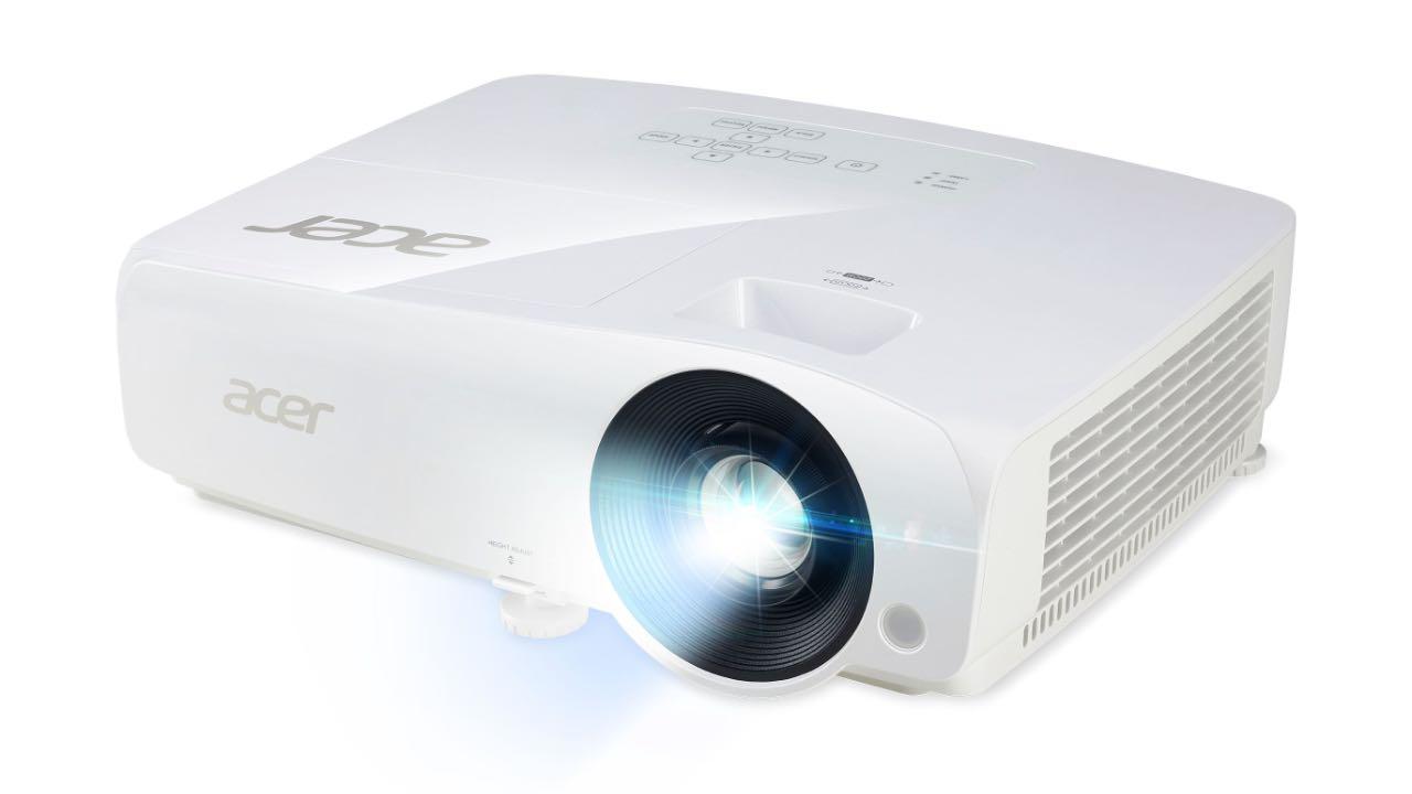 Acer представив нову серію бездротових проекторів X1