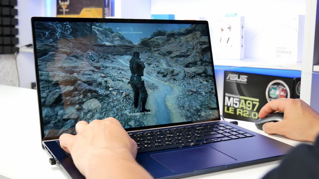 Огляд Asus ZenBook 15 UX533FD – компактний та ще й на Intel Core i7-8565U