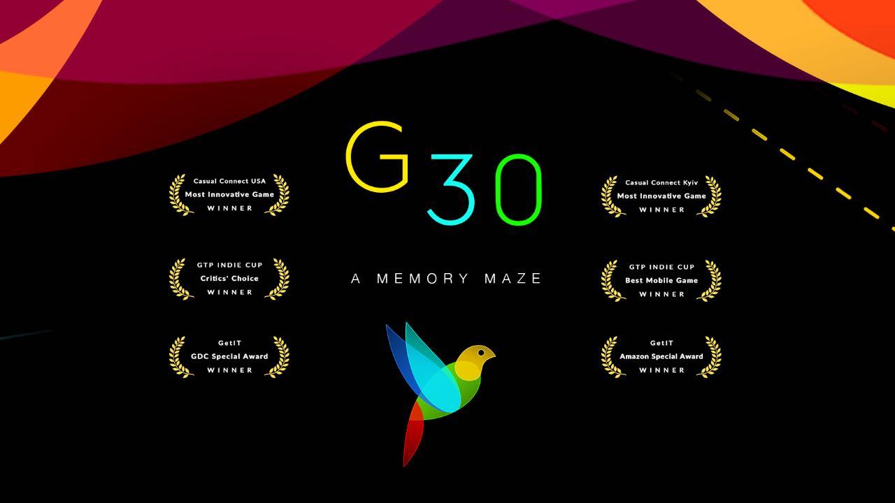 Українська гра G30 перемогла у конкурсі Google Indie Games Showcase