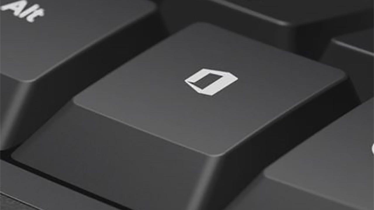 Microsoft хоче зробити окрему кнопку Office на клавіатурі
