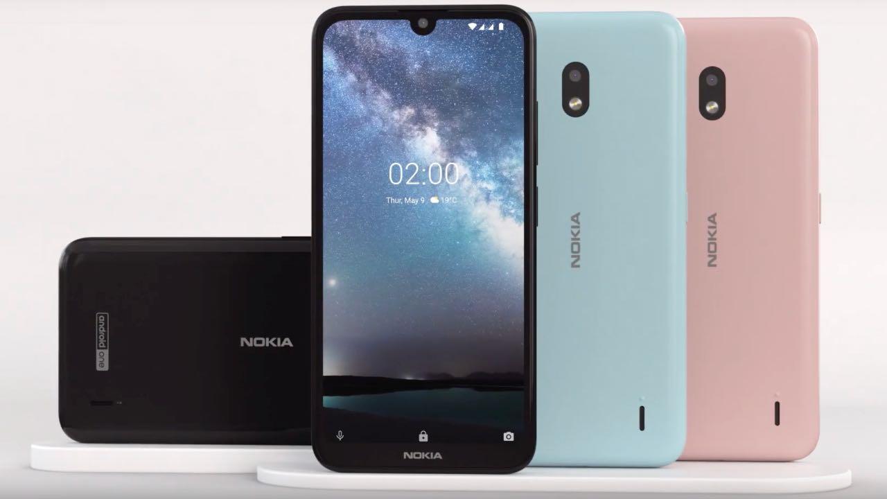 Nokia 2.2: HMD Global представила новий бюджетник на Android One