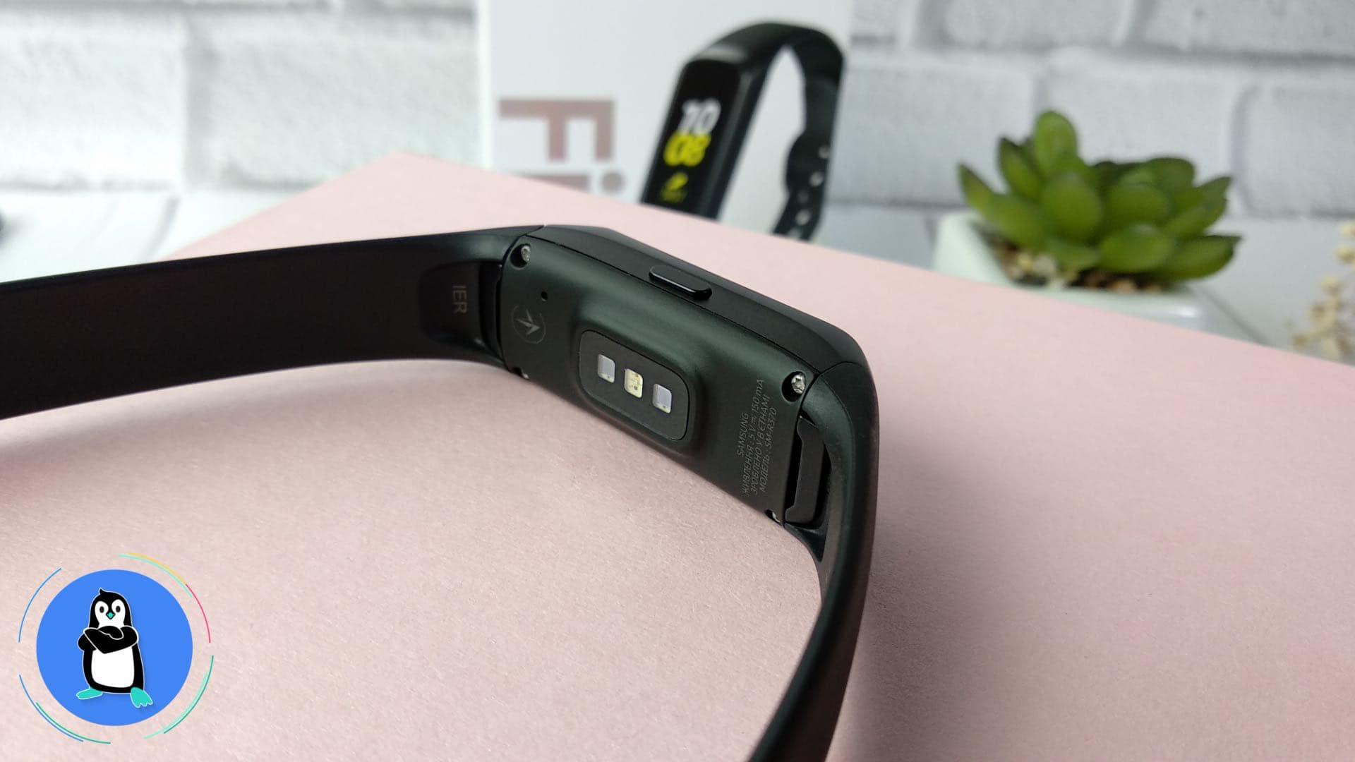 Samsung Galaxy Fit: огляд збалансованого фітнес-браслета зі своїми недоліками