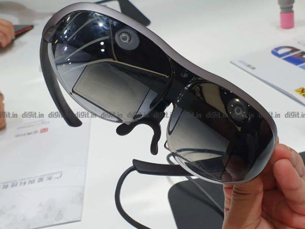 Vivo представила AR-окуляри та швидку зарядку на 120 Вт