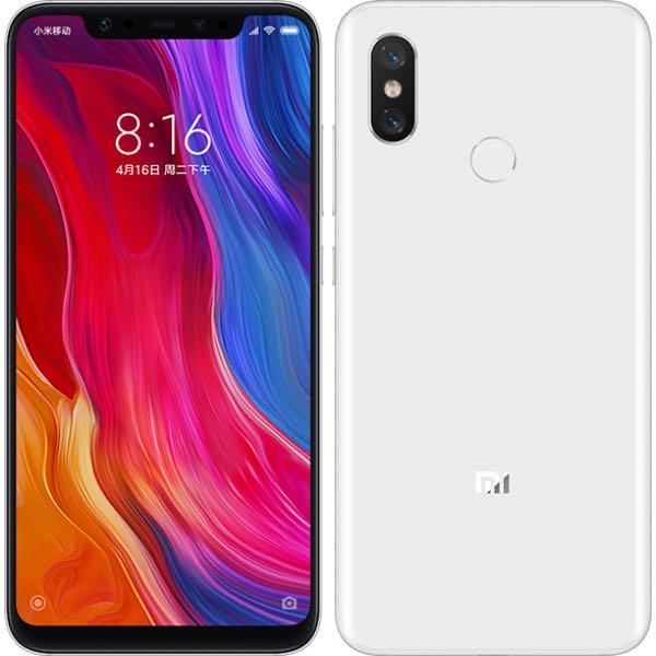 Xiaomi Mi 8 (ТОП-10 найкращих смартфонів до ₴ 10 000 на кінець 2019 року)