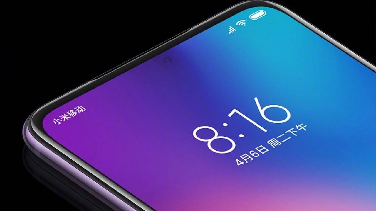 Xiaomi випустить Mi 9 з підекранною фронтальною камерою