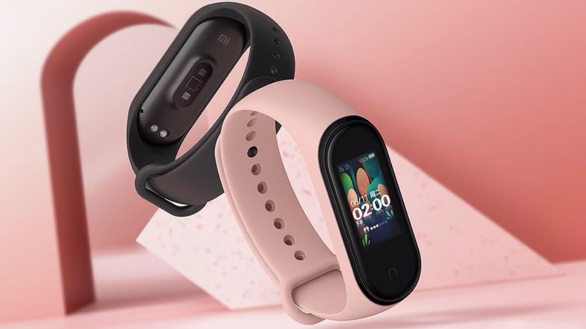 Xiaomi Mi Band 4: представлено довгоочікуваний фітнес-браслет