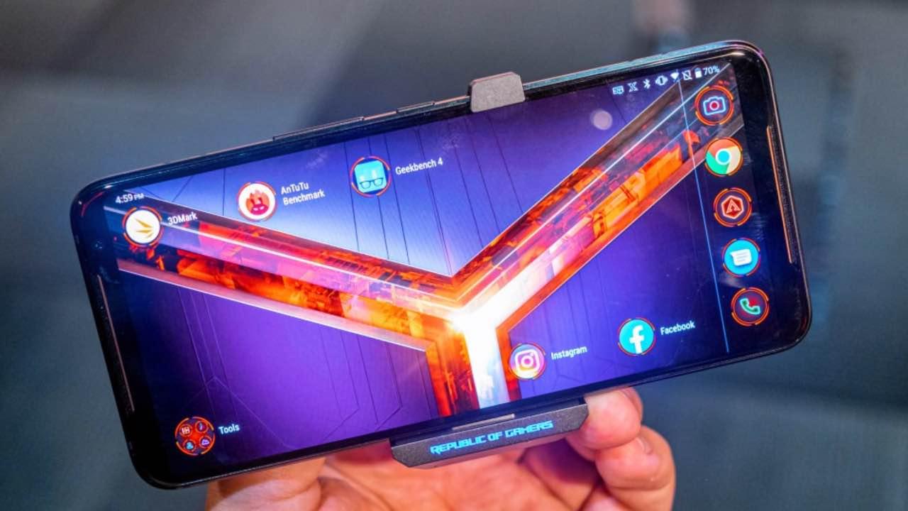 Asus ROG Phone II: компанія представила новий смартфон для ґеймерів