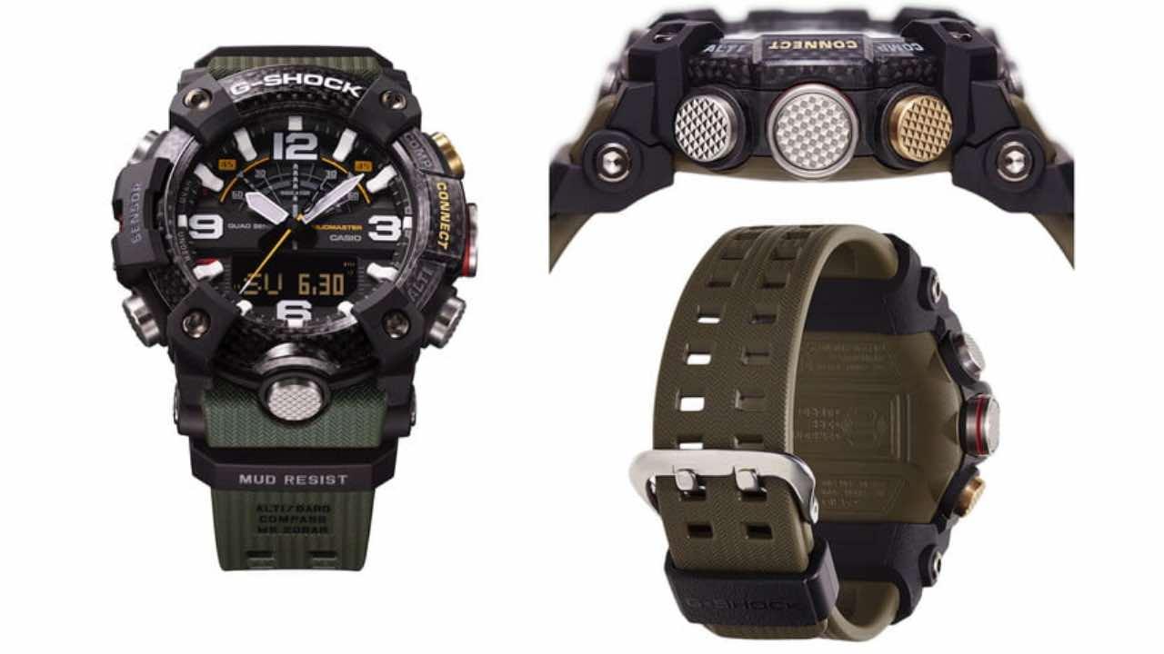 Casio випустила новий міцний розумний годинник