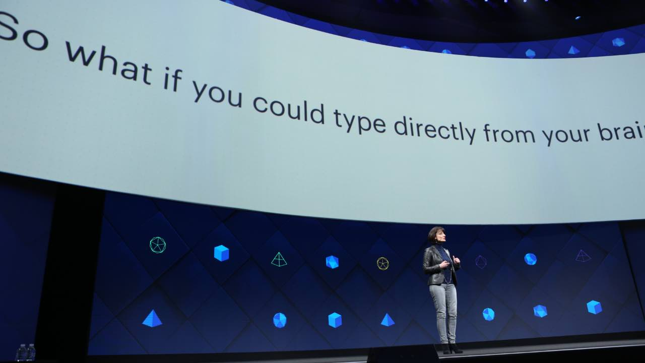 Facebook на крок ближче до процесу друку думками