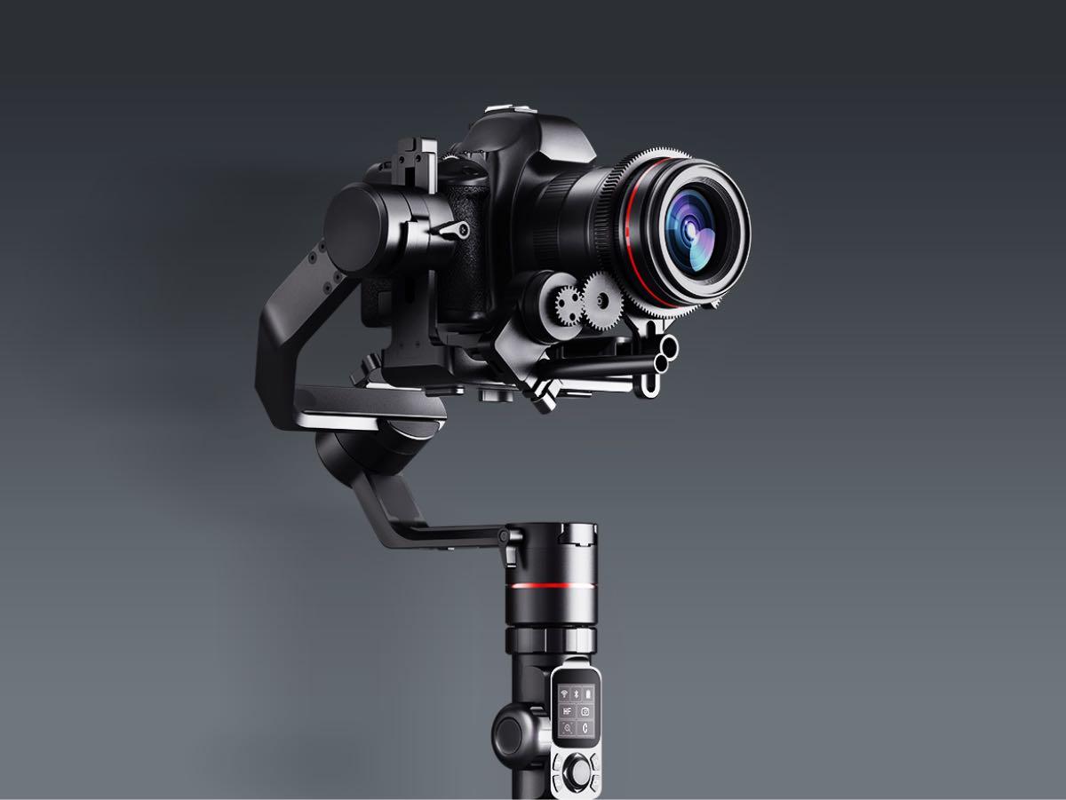 FeiyuTech AK4500 (трьохосьовий стабілізатор)