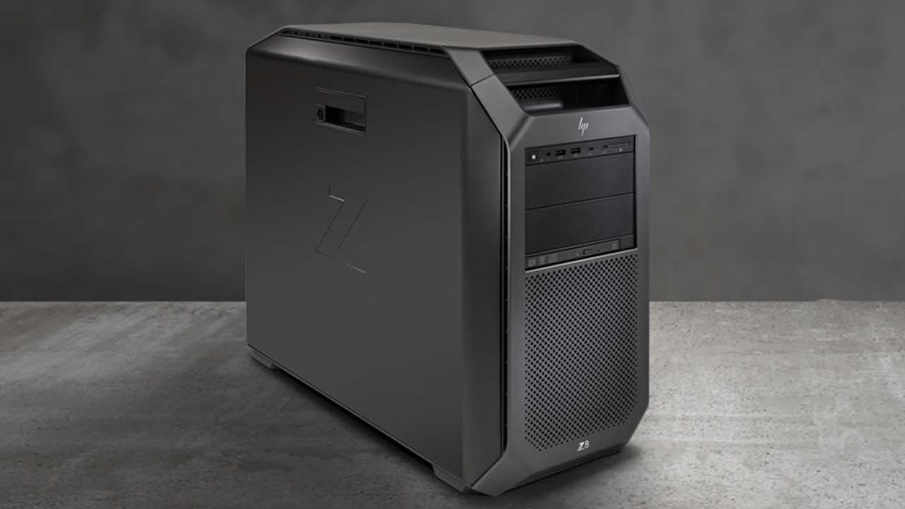 HP Z6 G4: представлено ПК з процесором Intel Xeon та графікою Quadro RTX 6000