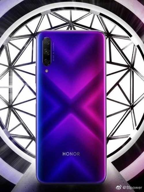 Honor 9X та 9X Pro: в мережі з'явилися характеристики та ціни