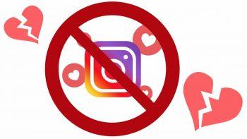 Instagram / образливі повідомлення / відображення лайків