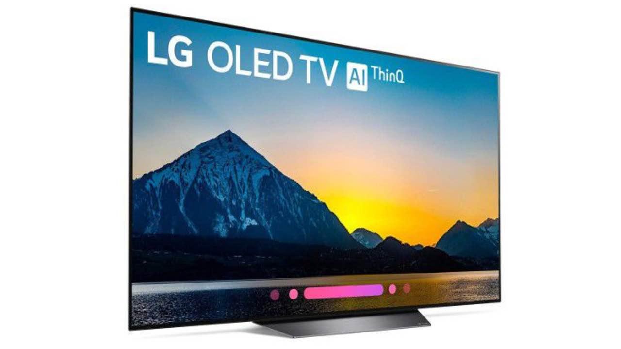 LG випустив нові розумні телевізори з OLED та LCD-дисплеями