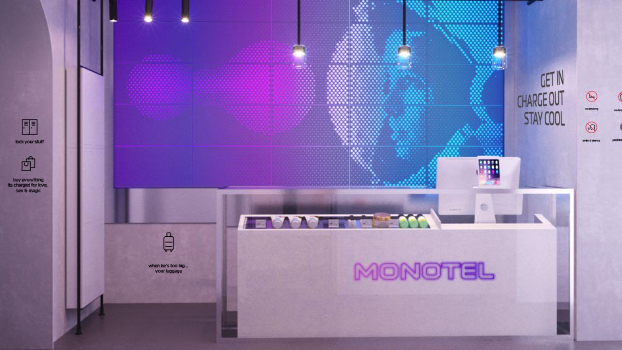 Monotel: в Києві відкриється мережа футуристичних техно-готелів