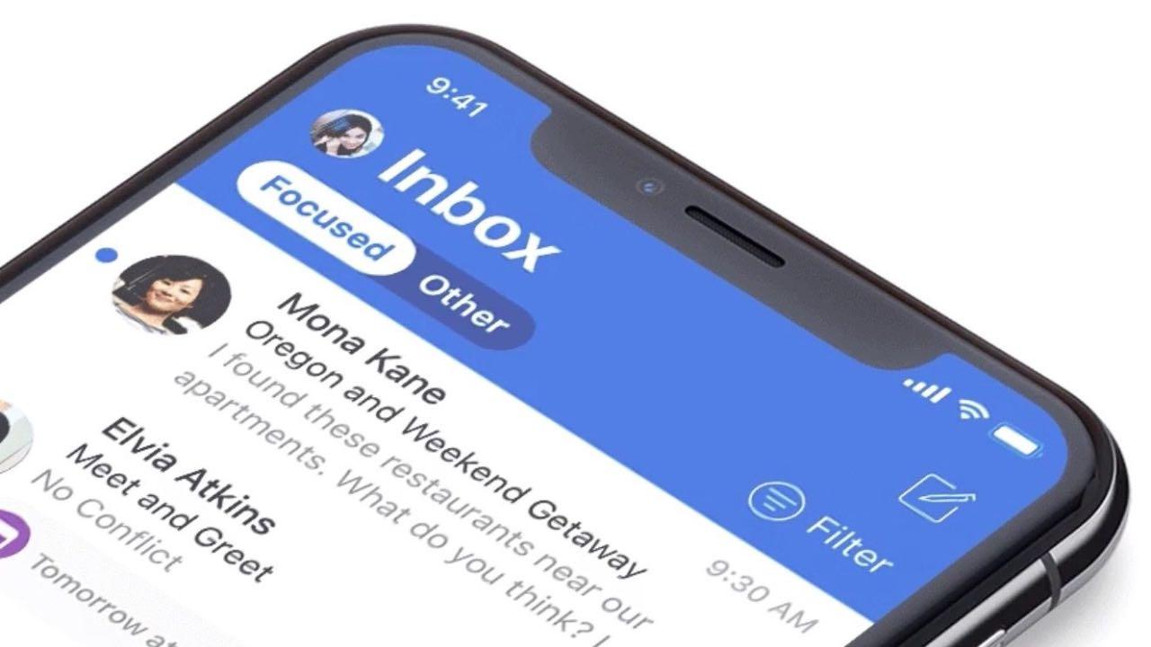 Outlook для iOS отримав підтримку iCloud