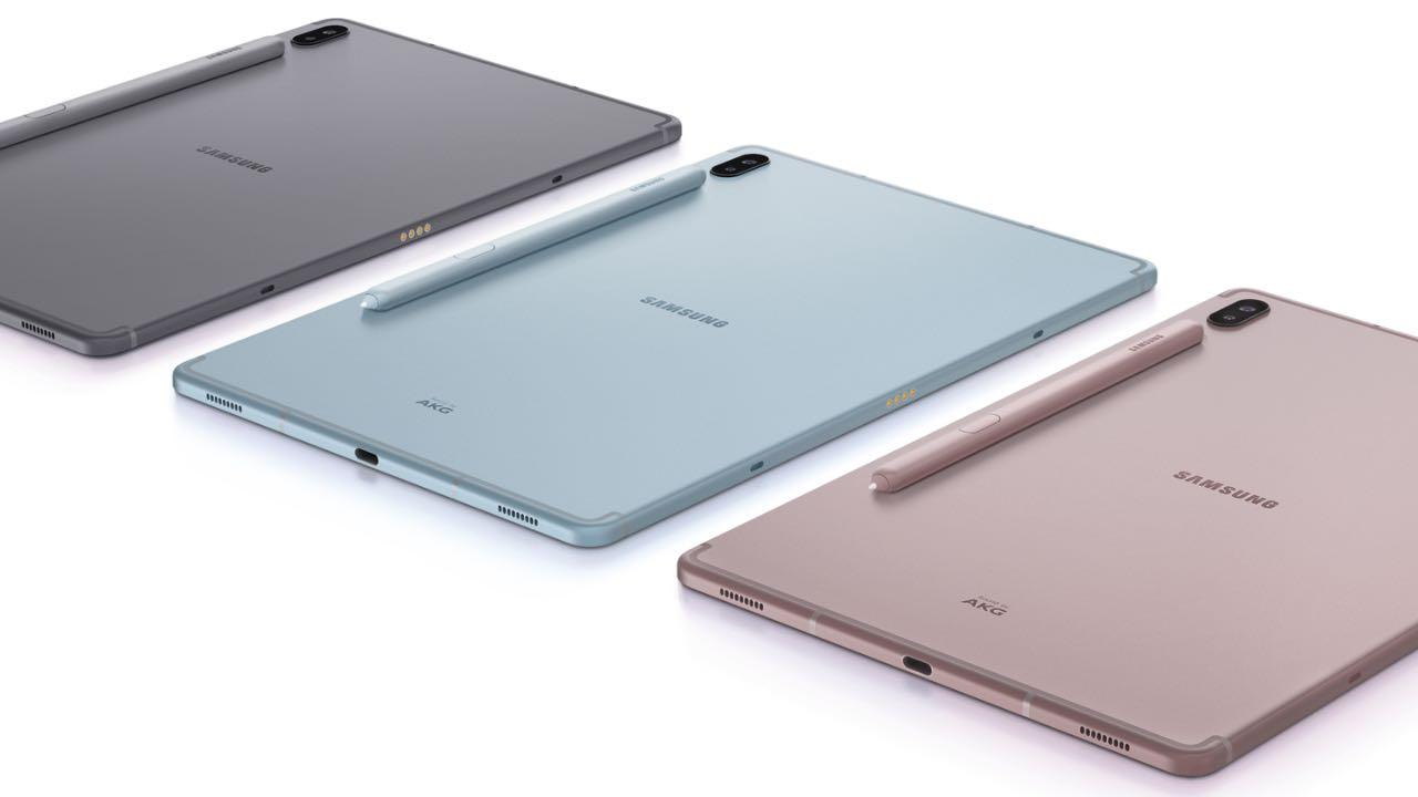 Samsung Galaxy Tab S6: компанія представила флагманський планшет