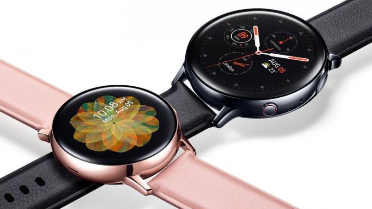 Samsung Galaxy Watch Active 2: «живі» фото показали інтерфейс