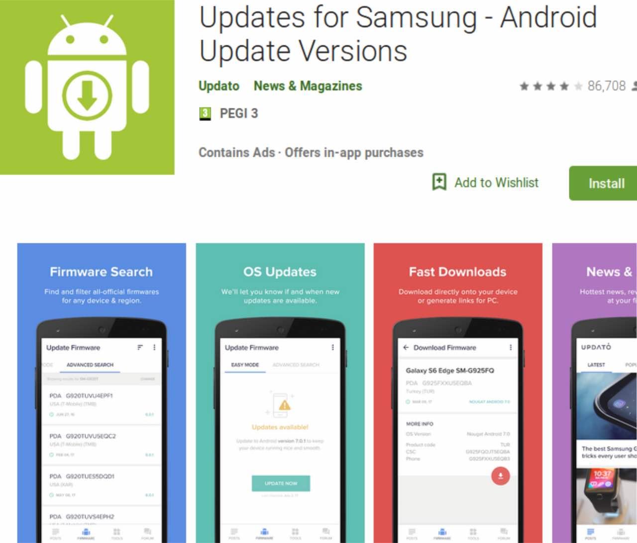 Власники Samsung постраждали від шахрайської програми з Google Play
