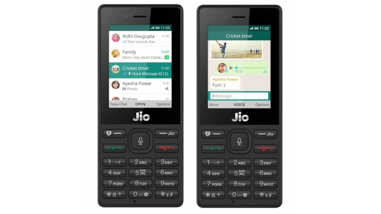 WhatsApp став доступний для KaiOS