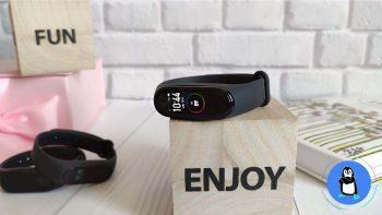 Фітнес-браслети / Xiaomi Mi Smart Band 4 / Xiaomi Mi Band 4 NFC