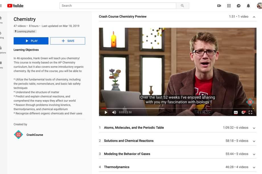 YouTube запускає нову функцію для навчання