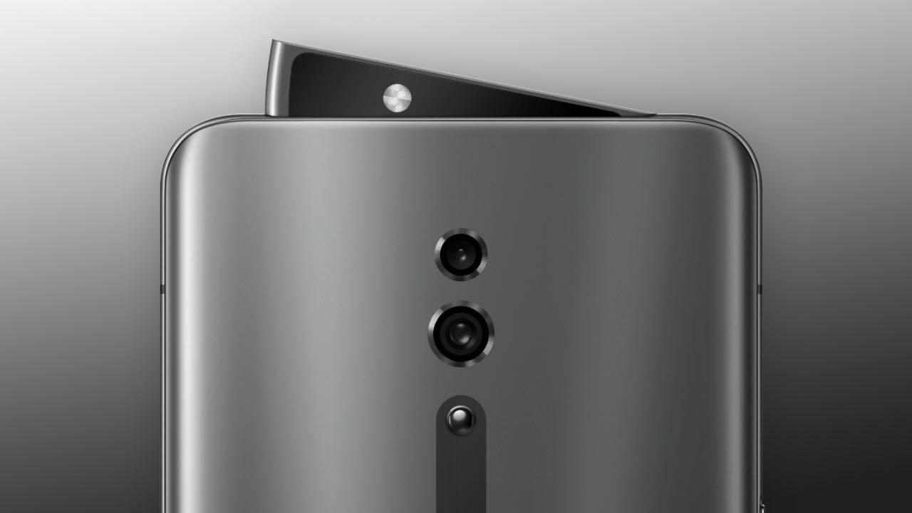Компанія Haipai скопіювала унікальний смартфон OPPO
