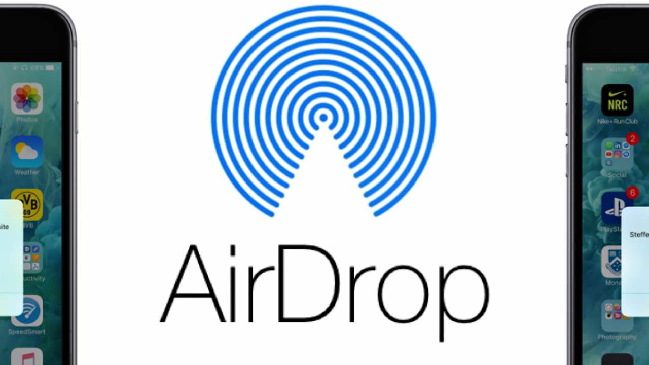 Уразливість в AirDrop розкриває паролі та телефонні номери
