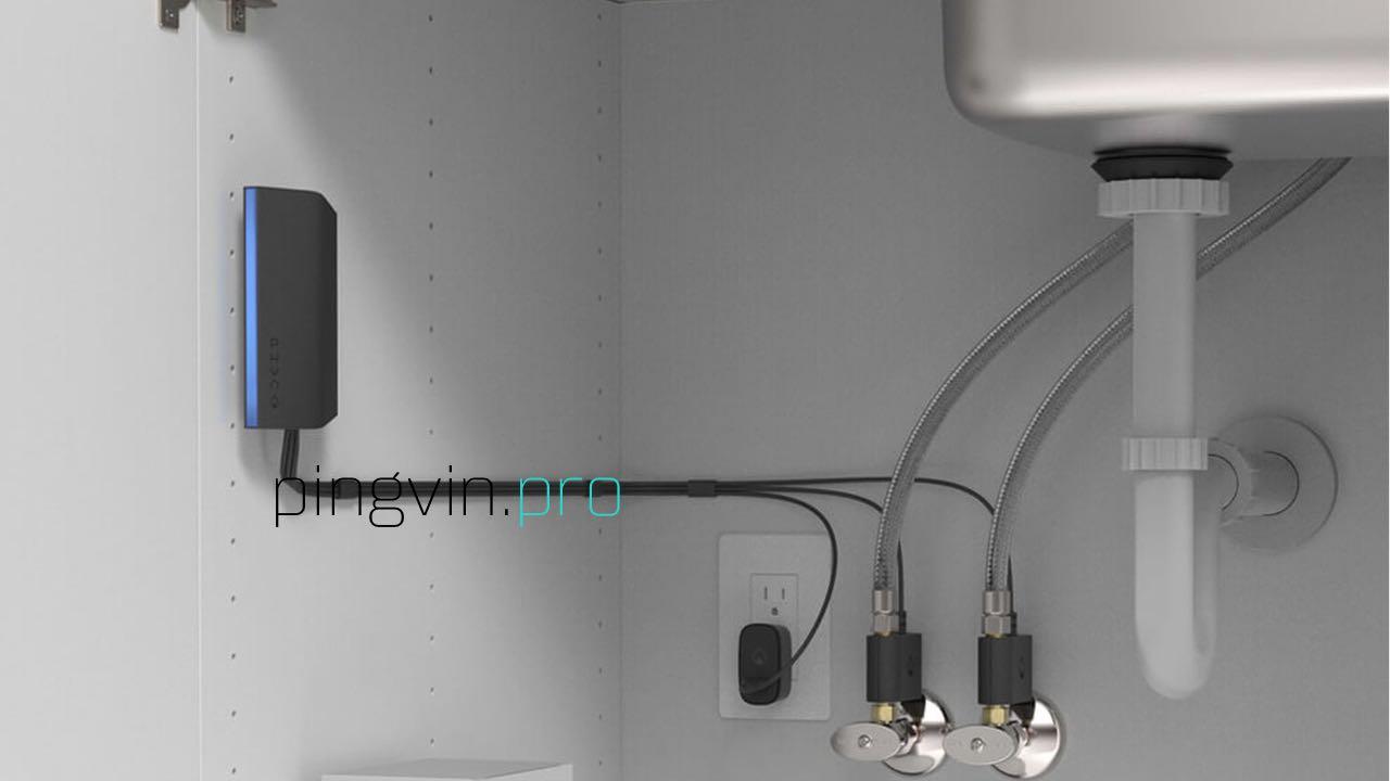 Belkin випустила Phyn Smart Water Assistant