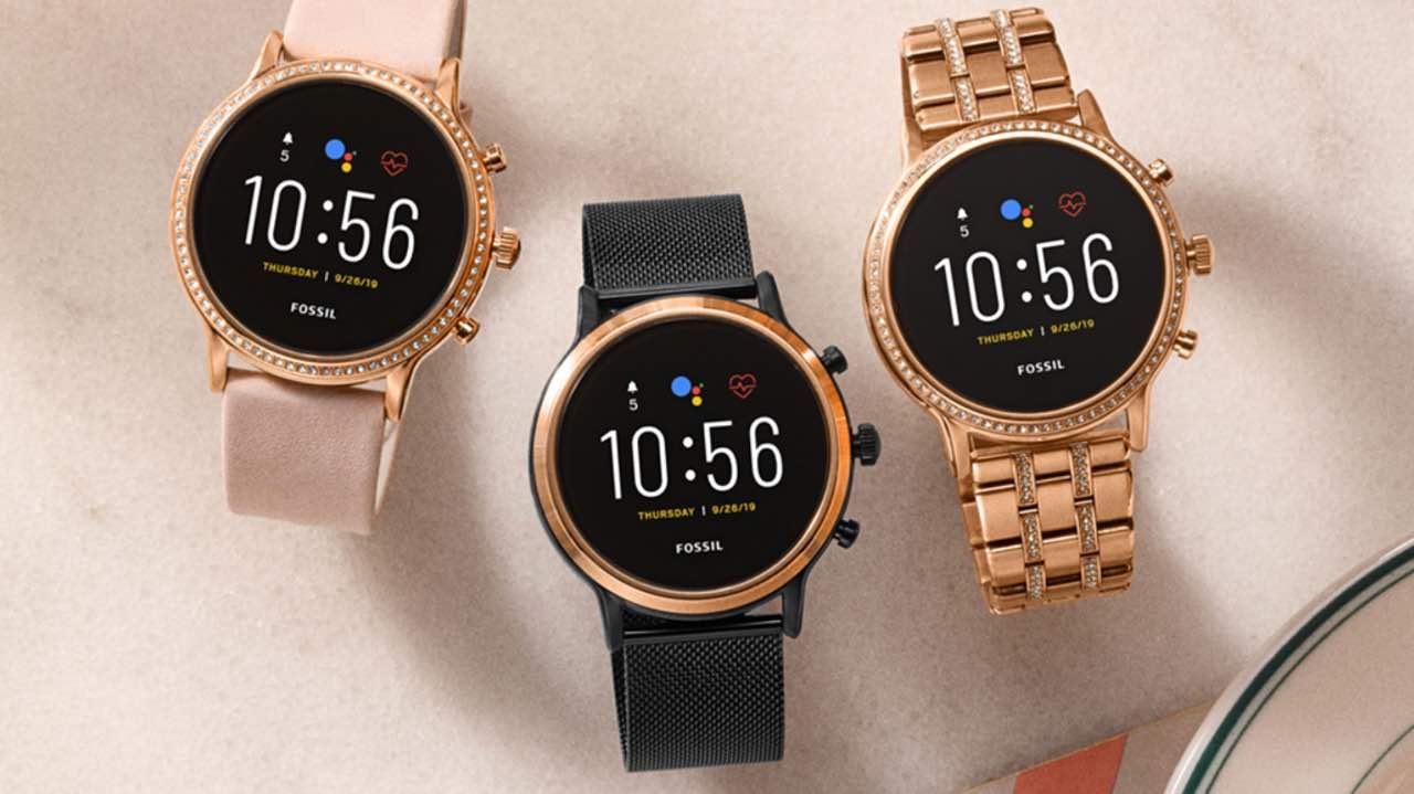 Розумний годинник Fossil Gen 5 отримав чип NFC і працює на Wear OS