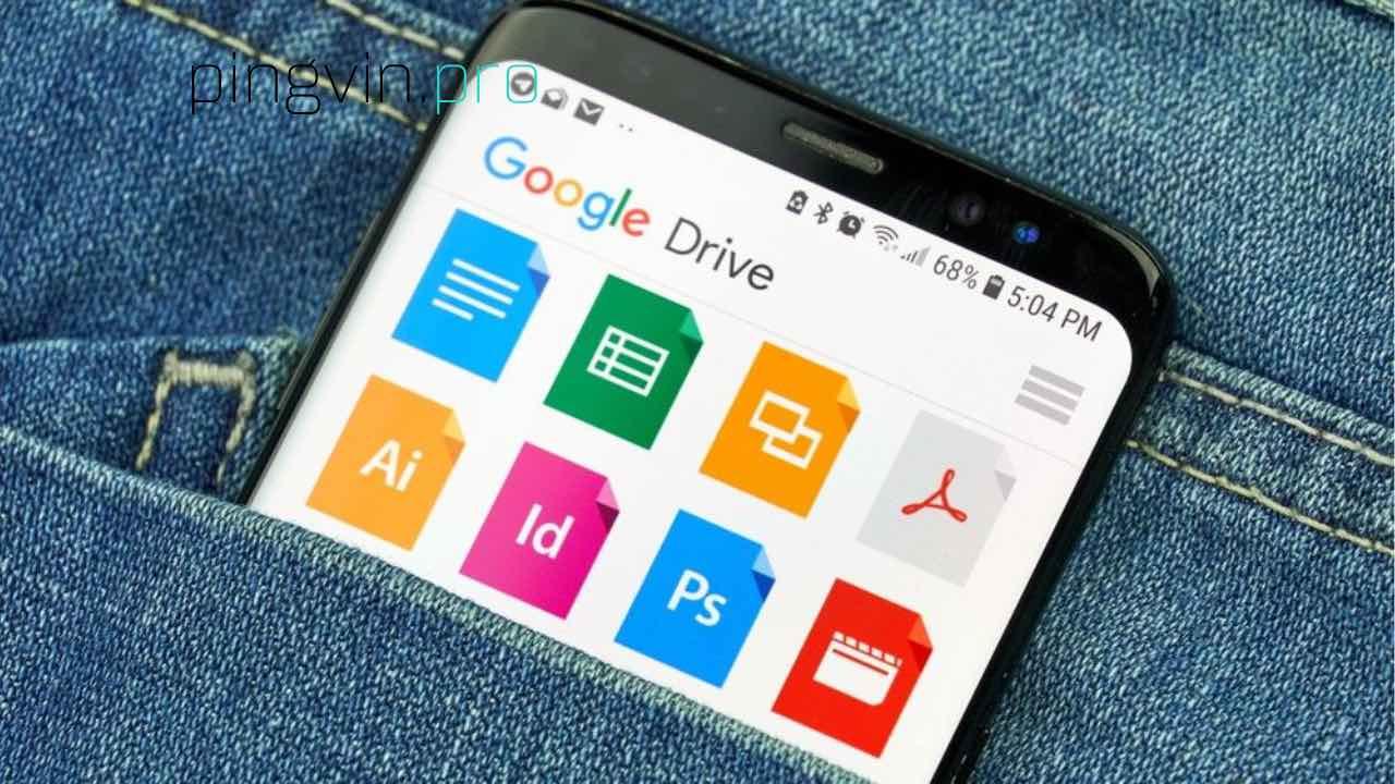 Google Drive отримав підтримку ярликів