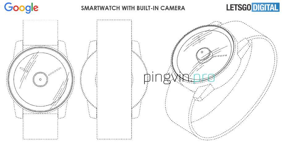 Google Pixel Watch матиме вбудовану камеру